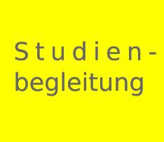 Studienbegleitung